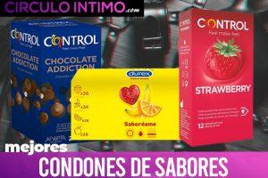 Los mejores condones de sabores del 2021