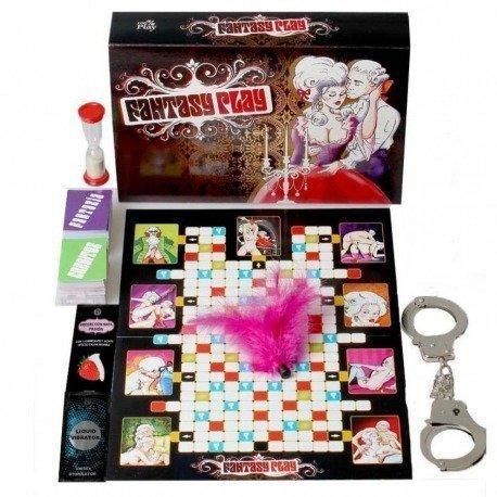 3. Juego de mesa erótico para adultos Fantasy Play