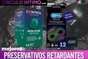 Los mejores preservativos retardantes del mercado
